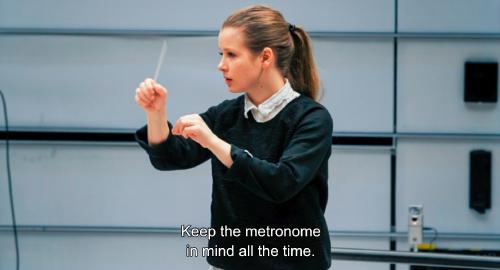 Orkesterin Edessä (Tuffi Films)